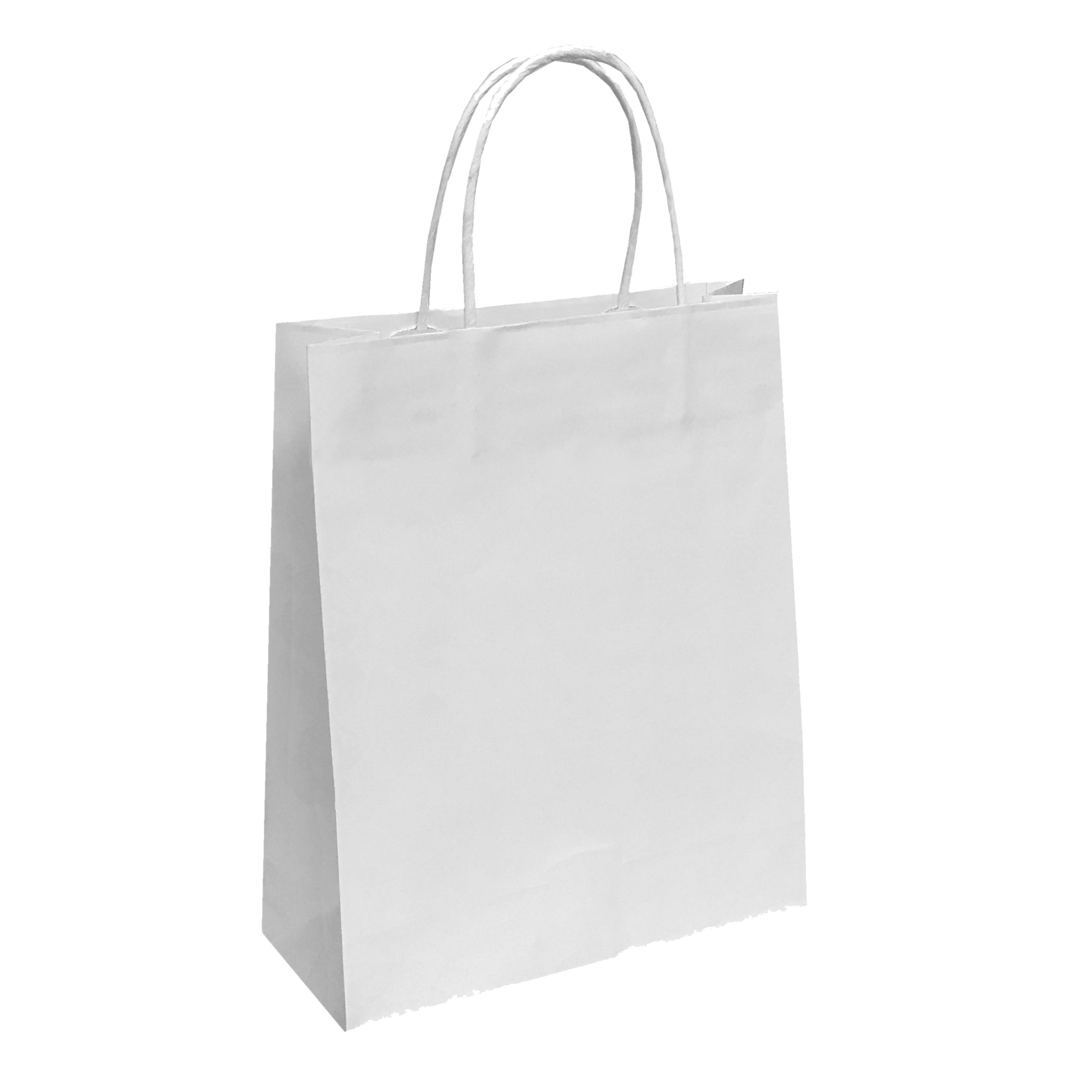 SALE: J-CUT FOLDING PAPER BAG